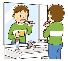 毎日の歯磨きを見直そう!歯みがき前に、水で歯ブラシを濡らしていませんか?